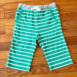 EUC Boys Mini Boden Jersey Shorts Size 7